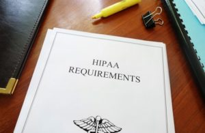 HIPAA Requirement checklists for Managed IT Companies